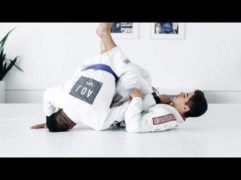 Mateus Rodrigues | Variação Do Leg Drag Trocando Lados e Atacando as Costas | artofjiujitsu.com