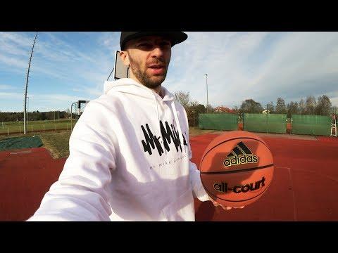 "Adidas ""All Court"" Outdoor Basketball Test"