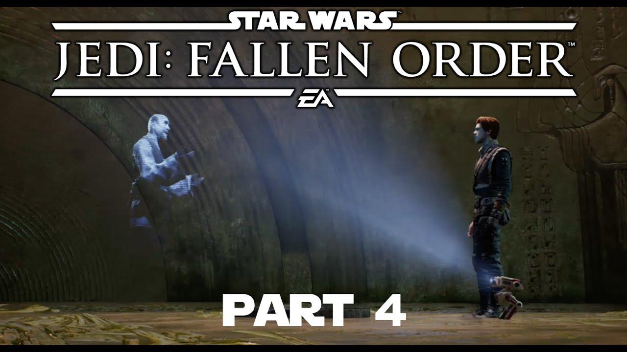 Star Wars: Jedi Fallen Order Walkthrough PT. 4 | TwitchTV Highlight #4