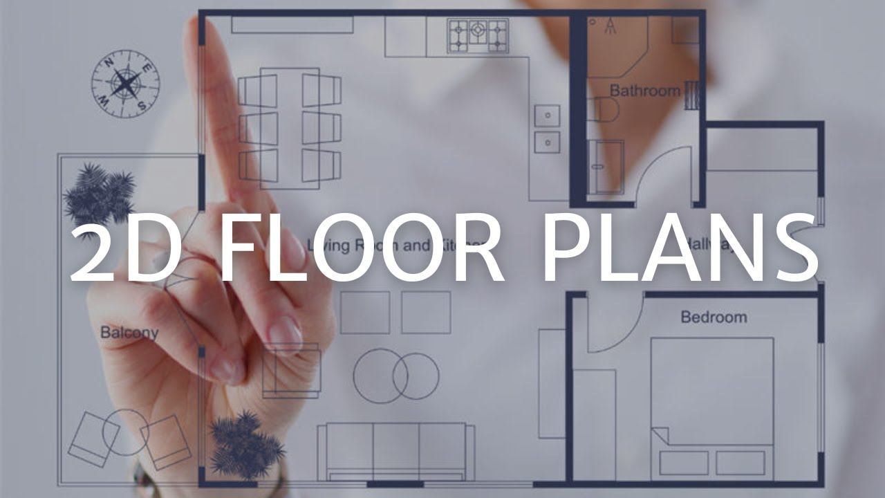 2D Floor Plans - YouTube