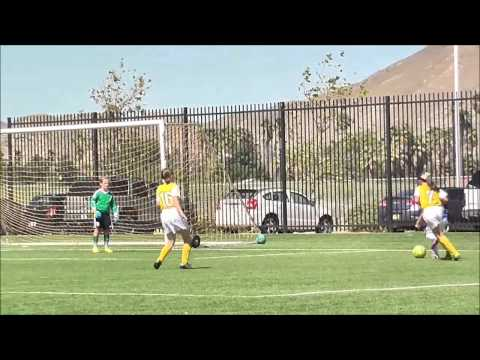 Legends FC Riverside Black vs Chelsea SC Blue 09-19-2015