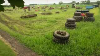 Farm Machinery Sale Time-Lapse Yorkshire