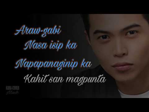 Daryl Ong cover of Araw Gabi (Regine Velasquez) with Color-Synced Lyrics