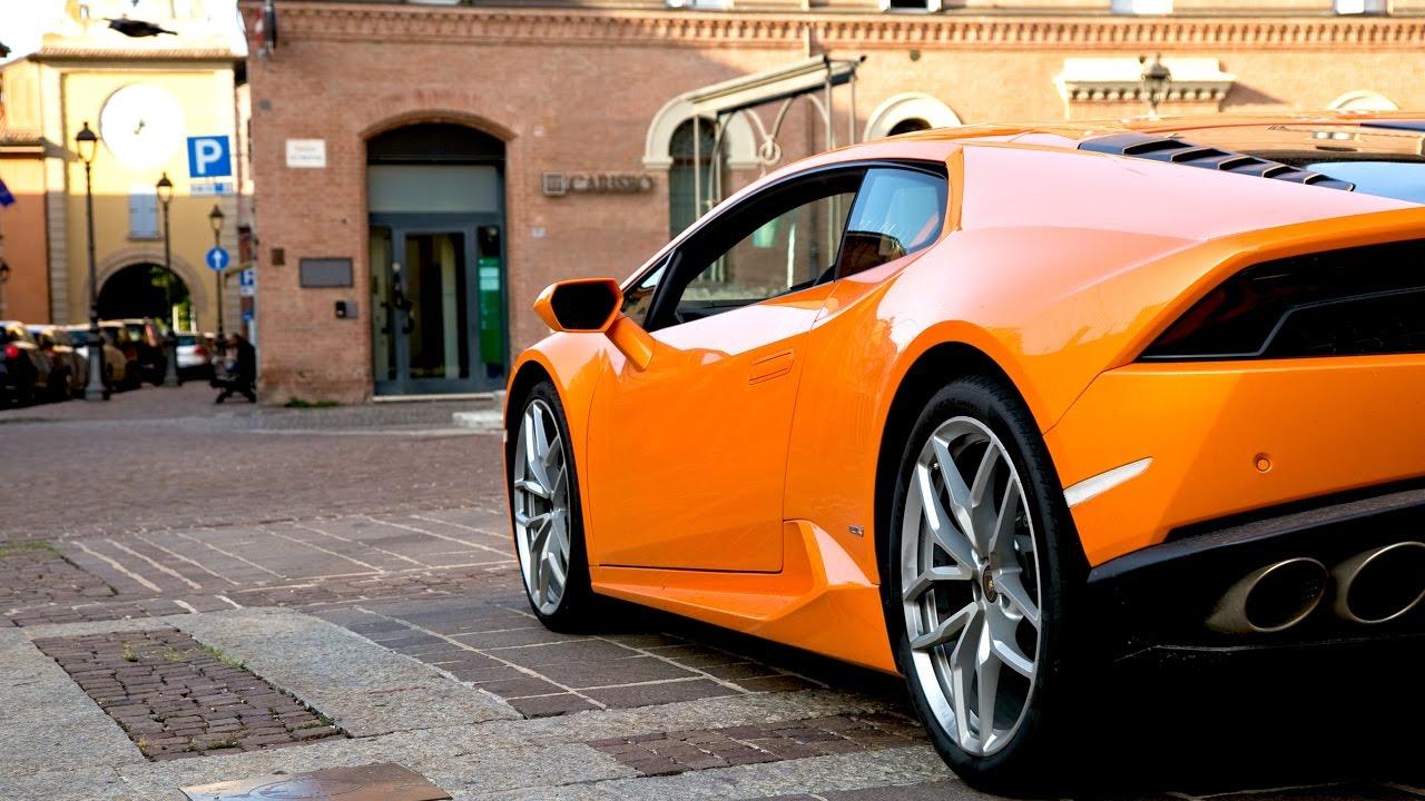 Lamborghini Huracan Vs. BMW M3 - YouTube  Lamborghini