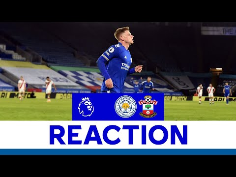 'A Difficult Game But Three Big Points' - Harvey Barnes | Leicester City 2 Southampton 0 | 2020/21