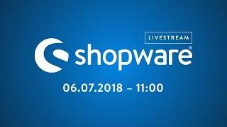 001 🔴 Stefan Hamann im Interview: Playground & Deployment in Shopware – Livestream | 06.07.2018