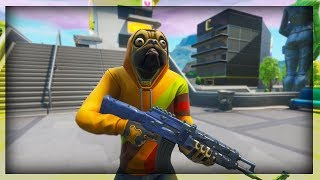 So Fortnite Created a PUG skin...