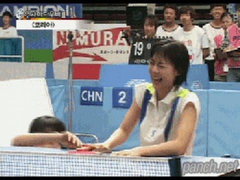 絶対に笑えるスポーツ名場面集
