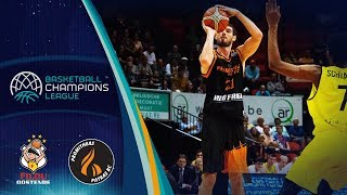Filou Oostende v Promitheas - Full Game - Basketball Champions League 2018-19