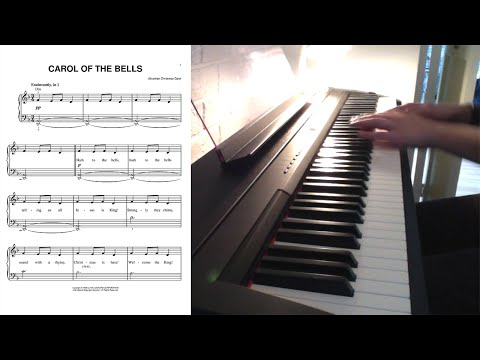 Carol Of The Bell by John Williams - Piano Cover