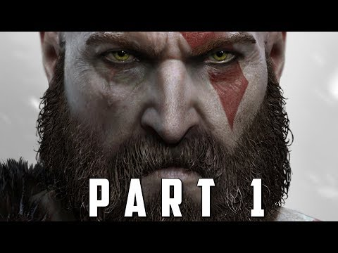 GOD OF WAR Walkthrough Gameplay Part 1 - INTRO (God of War 4) - YouTube