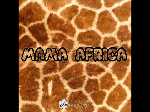 The best african chillout - Mama Africa (mixed by SpringLady)
