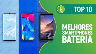 TOP 10 SMARTPHONES WITH BEST BATTERY LIFE | JULY 2019