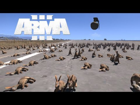 ARMA 3: Rabbit Slaughter — First Impressions