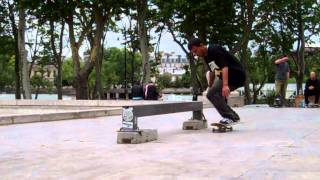 Fabien Le Toullec, Dome part edit
