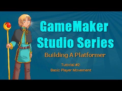 Game Maker Studio Platformer Series: Tutorial 2, Basic Player Movement