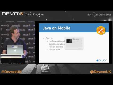 Java on Mobile is a thing... and it's really good!