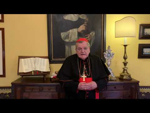 Day 2 Gala Giving Novena: Cardinal Burke