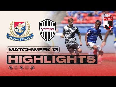 Yokohama F・Marinos vs. Vissel Kobe   Matchweek 13   2021 MEIJI YASUDA J1 LEAGUE