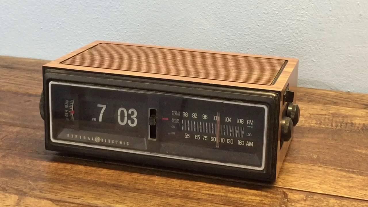 flip number alarm clock unique alarm clock. Black Bedroom Furniture Sets. Home Design Ideas
