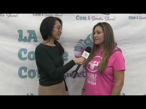 Miesha Tate - LA Cookie Con 2018