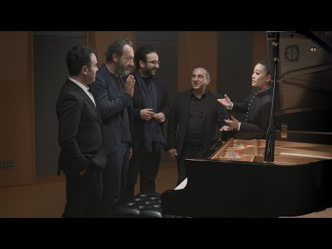 Yamaha SX Series: Interview with Pianists from Imola International Piano Academy
