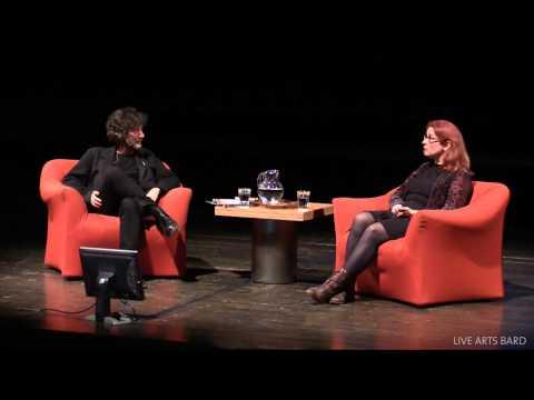 Neil Gaiman in Conversation with Audrey Niffenegger