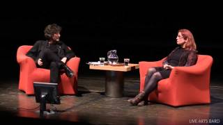 Neil Gaiman in Conversation with Audrey Niffenegger