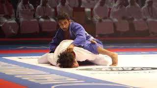ADWPJJC18 Khalifa Alkaabi Blue Belt Final