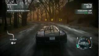 NFS The Run - Lamborghini Murcielago LP670-4 SV - Woods - i7 2600K - XFX HD 6870
