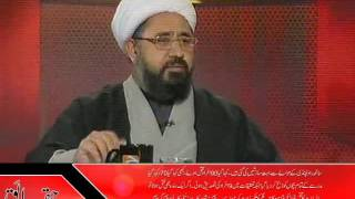 Allama Amin Shaheedi at  Jeo news Haqiq Of raja bazar incident