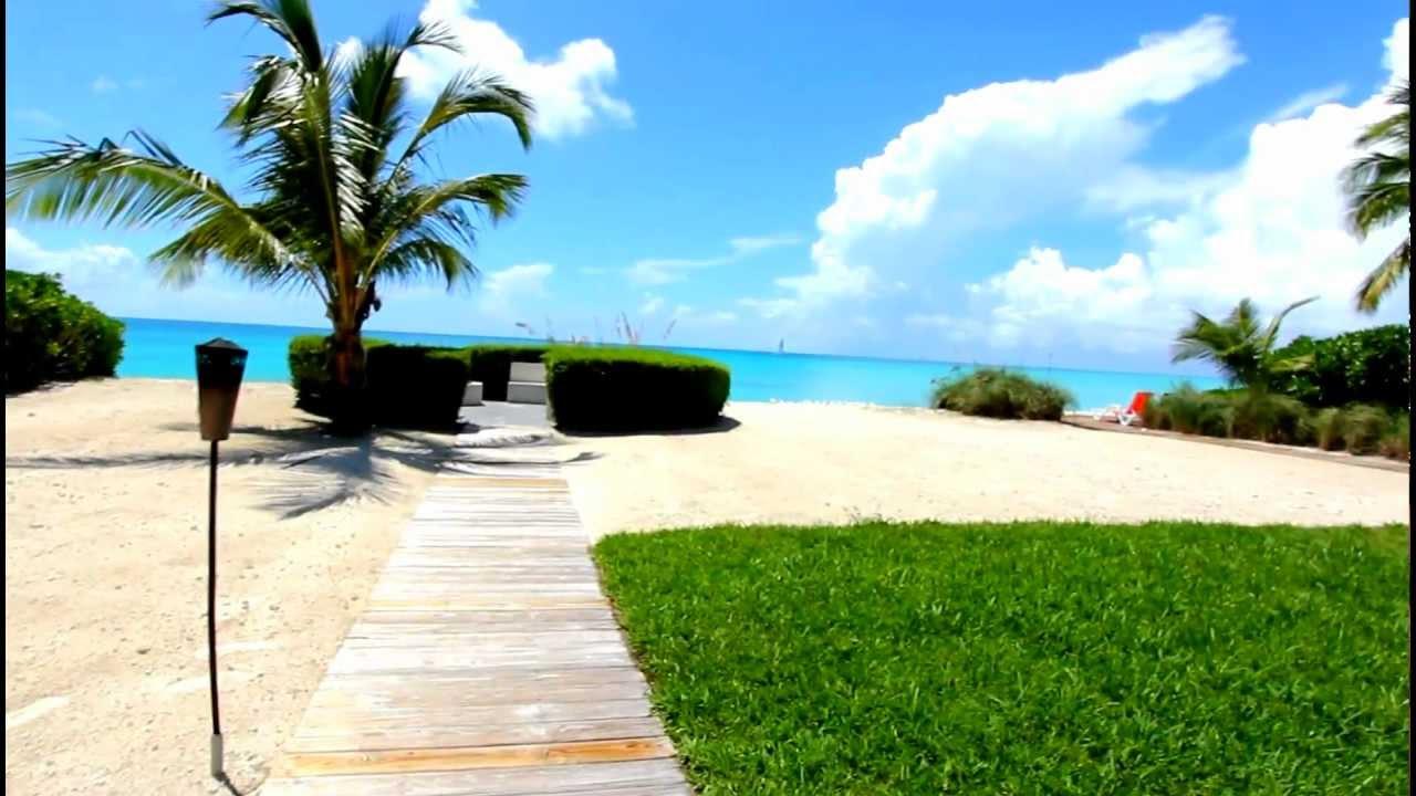 Footprints On Grace Bay Villa 1 Of 3 The Pool Yard Ocean Turks Caicos