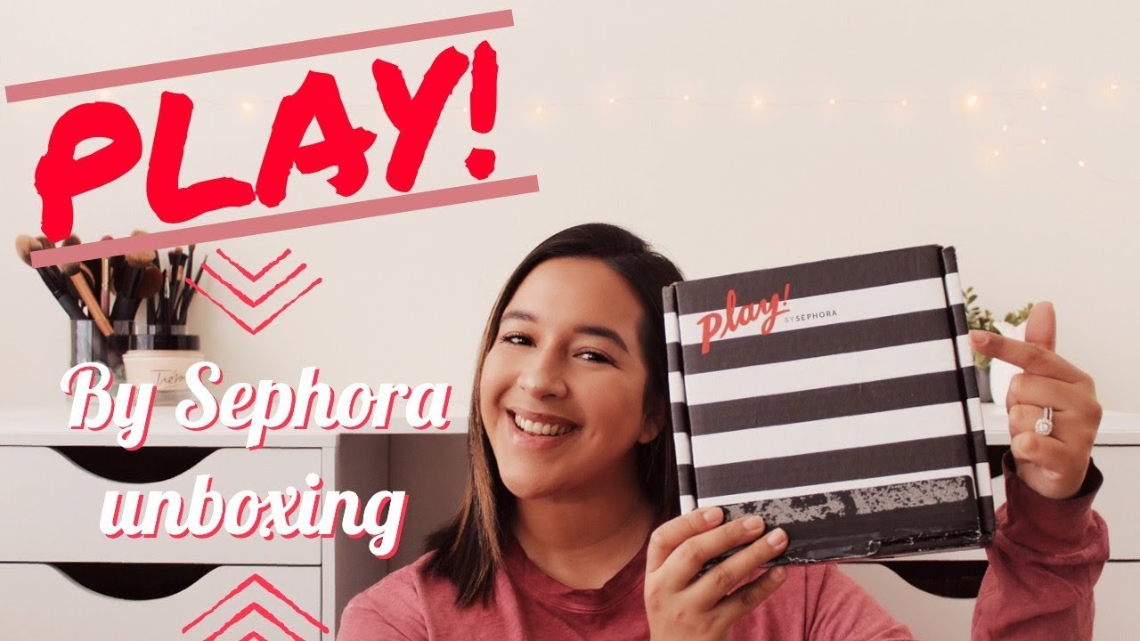 Download PLAY  BY SEPHORA | SEPTEMBER 2018 | GIVEAWAY WINNER!