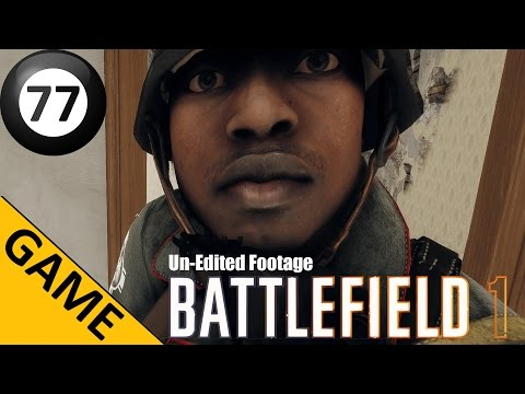 Battlefield 1 - Un-edited Footage - Part 2 - FAO Fortress & Ballroom Blitz - 2560x1080 Ultrawide