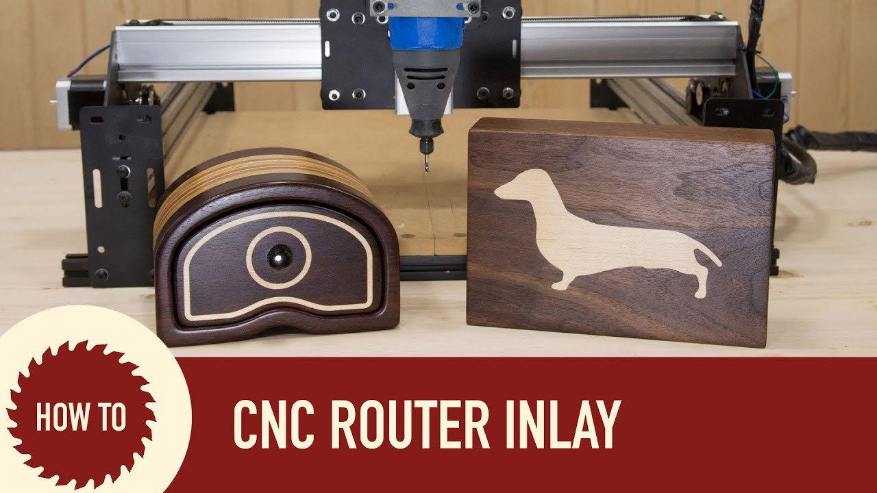 Using Shapeoko 2 And Easel Cnc Router For Inlay Youtube