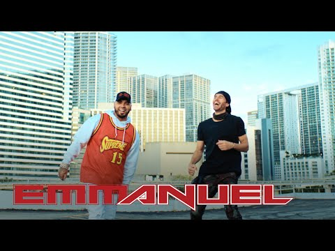 Смотреть клип Anuel Aa, Enrique Iglesias - Fútbol Y Rumba
