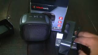 How To Reset Blackweb Bluetooth Speaker