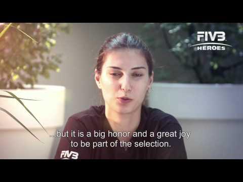 Interview with Neslihan Darnel
