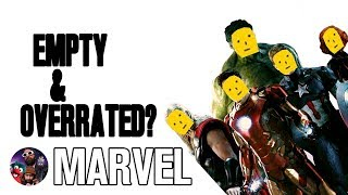 RE: Why The Marvel Cinematic Universe Feels Empty