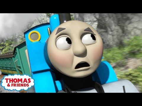 Thomas & Friends | Number One Engine | Kids Cartoon