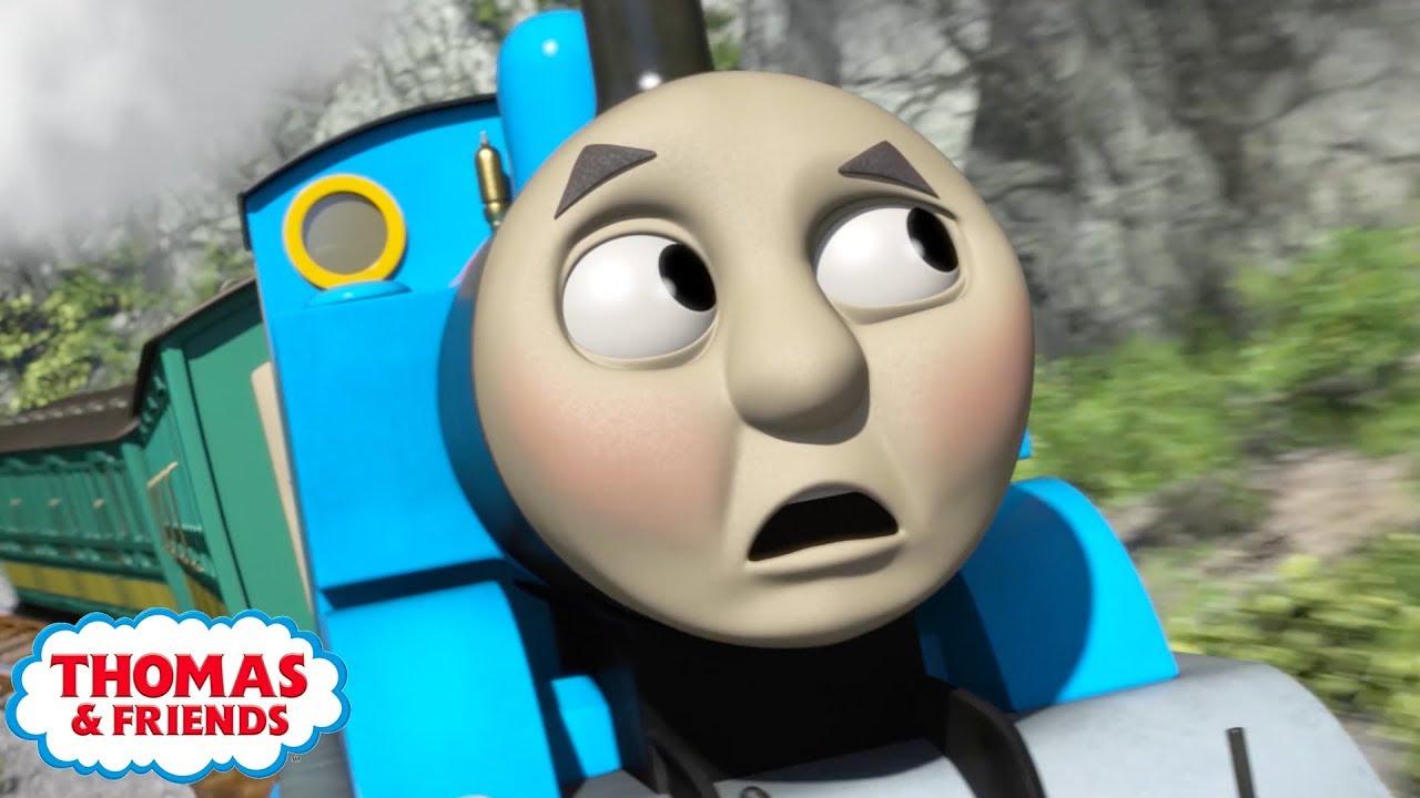 Thomas the Tank Engine:機関車トーマス