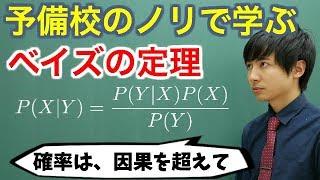 【大学数学】ベイズの定理【確率統計】