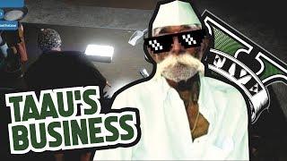 TAU'S JOURNEY TO BECOME GTA's BIGGEST SASTE NAS*E DEALER   RP GTA 5  MOMENTS