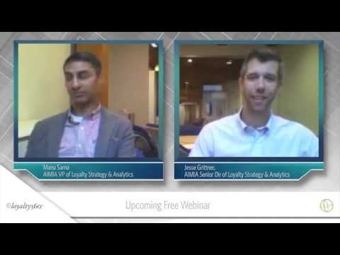 AIMIA & Loyalty360 Webinar Preview