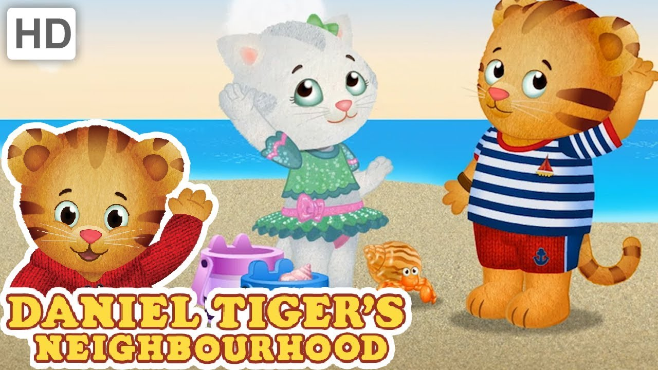 This is a graphic of Rare Daniel Tiger Pictures