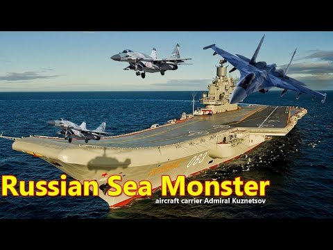 Russian Navy to get sole aircraft carrier Admiral Kuznetsov in 2021