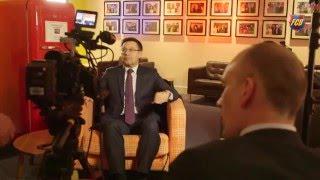 Bartomeu visits BBC Broadcasting House