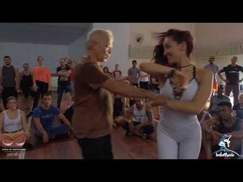 Baila Mundo - Jaime Arôxa e Kiri Chapman (Curso de Professores Jaime Arôxa 2019)