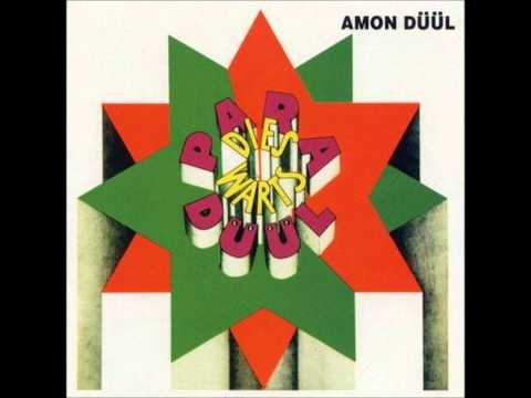 Amon Düül ~ Love is Peace