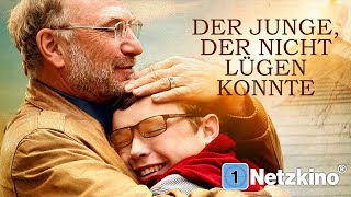 Der Junge, der nicht lügen konnte (Familienfilm in voller Länge auf deutsch, Buchverfilmung) *HD*